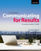 Cover for Communicating for Results