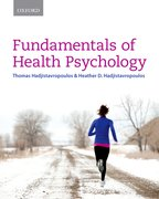 Cover for Fundamentals of Health Psychology