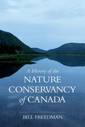 Cover for A History of the Nature Conservancy of Canada