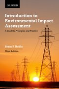 Cover for Introduction to Environmental Impact Assessment