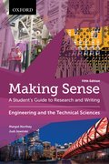 Cover for Making Sense in Engineering and the Technical Sciences