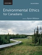 Cover for Environmental Ethics for Canadians