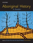 Cover for Aboriginal History