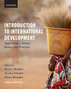 Cover for Introduction to International Development