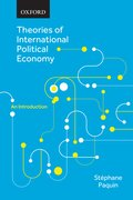Cover for Theories of International Political Economy