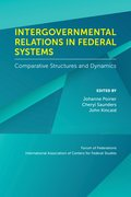 Cover for Intergovernmental Relations in Federal Systems