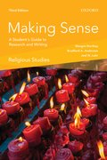 Cover for Making Sense in Religious Studies - 9780199026838