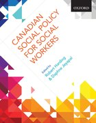 Cover for Canadian Social Policy for Social Workers