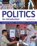 Cover for Politics: An Introduction