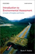 Cover for Introduction to Environmental Assessment