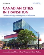 Cover for Canadian Cities in Transition