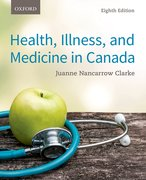 Cover for Health, Illness, and Medicine in Canada