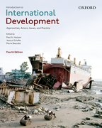 Cover for Introduction to International Development - 9780199036431