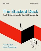 Cover for The Stacked Deck