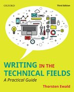 Cover for Writing in the Technical Fields
