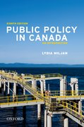 Cover for Public Policy in Canada