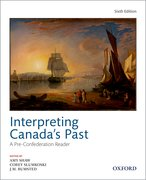 Cover for Interpreting Canada