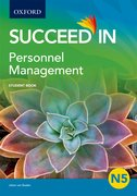 Cover for Personnel Management