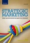 Cover for Strategic Marketing 2e: Theory and applications for competitive advantage