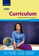 Cover for SAIDE Curriculum