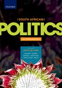 Cover for South African Politics