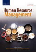 Cover for Human Resources Management