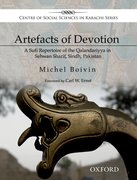 Cover for Artefacts of Devotion