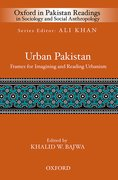 Cover for Urban Pakistan
