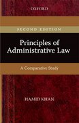 Cover for Principles of Administrative Law