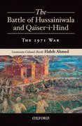 Cover for The Battle of Hussainiwala and Qaiser-i-Hind: The 1971 War