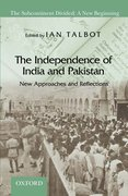 Cover for The Independence of India and Pakistan