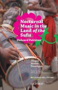Cover for Nocturnal Music in the Land of the Sufis