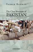 Cover for The Class Structure of Pakistan