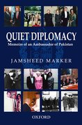Cover for Quiet Diplomacy