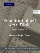 Cover for The Mercantile and Industrial Laws in Pakistan
