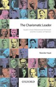 Cover for The Charismatic Leader-Quaid-i-Azam M.A. Jinnah and the Creation of Pakistan