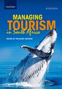 Cover for Managing tourism in South Africa