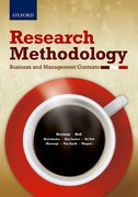 Cover for Research Methodology: Business and Management Contexts