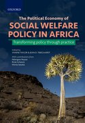 Cover for The Political Economy of Social Welfare Policy in Africa
