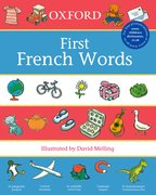 Cover for Oxford First French Words