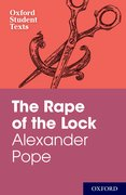 Cover for Alexander Pope: The Rape of the Lock