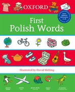 Cover for Oxford First Polish Words