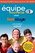 Équipe nouvelle Task Magic CD-ROMS