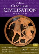 Cover for Classical Civilisation for OCR AS OxBox CD-ROM