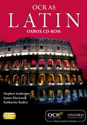 Cover for Latin for OCR AS OxBox CD-ROM