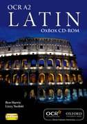 Cover for Latin for OCR A2 OxBox CD-ROM