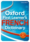 Oxford First French Learner's Dictionary cover