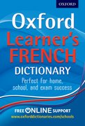 French dictionary cover