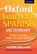 Spanish Learner's Dictionary cover