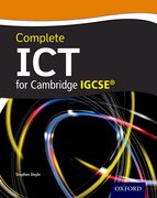 Cover for Complete ICT for IGCSERG